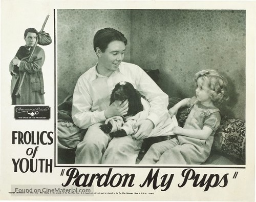 Pardon My Pups - poster