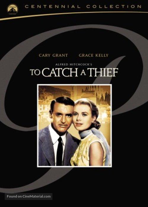 To Catch a Thief - Movie Cover