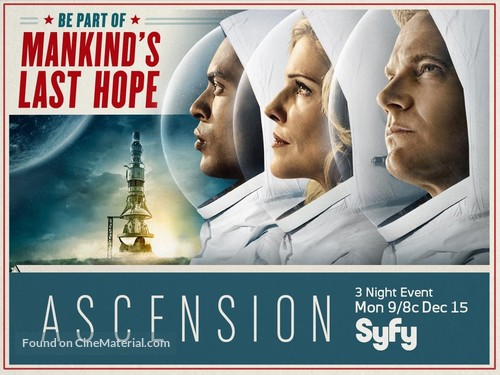"""""""Ascension"""" - Movie Poster"""