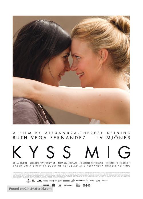 Kyss mig - Dutch Movie Poster