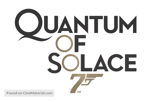 Quantum of Solace - Logo