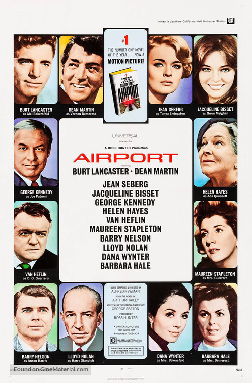Airport - Movie Poster