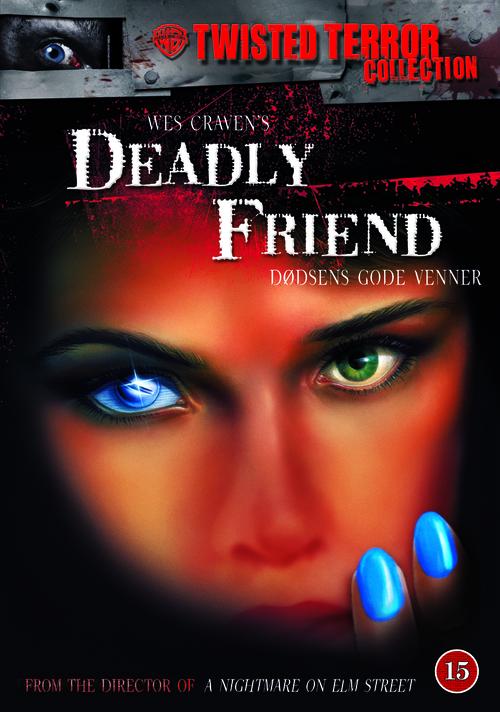 Deadly Friend - Danish Movie Cover