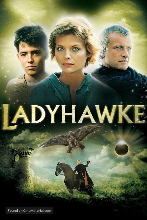 Ladyhawke - Movie Cover