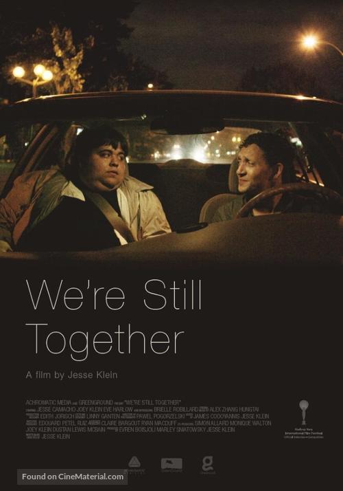 We're Still Together - Movie Poster
