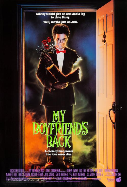 My Boyfriend's Back - Movie Poster