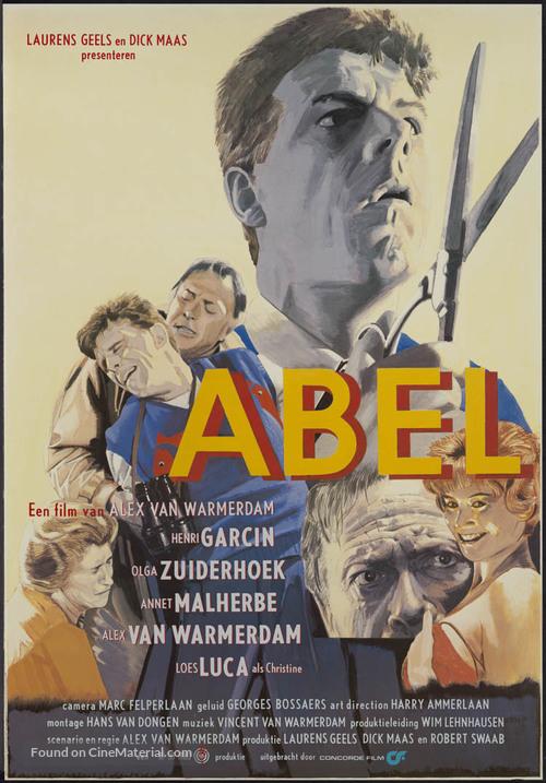 Abel - Dutch Movie Poster