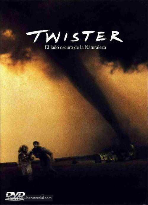 Twister - Spanish Movie Cover