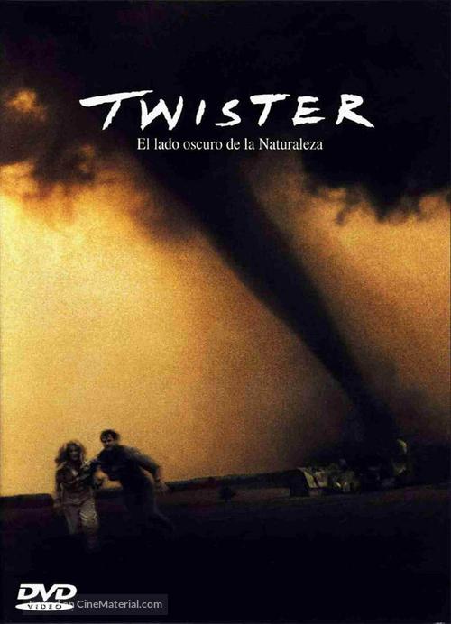 Twister - Spanish Movie Cover