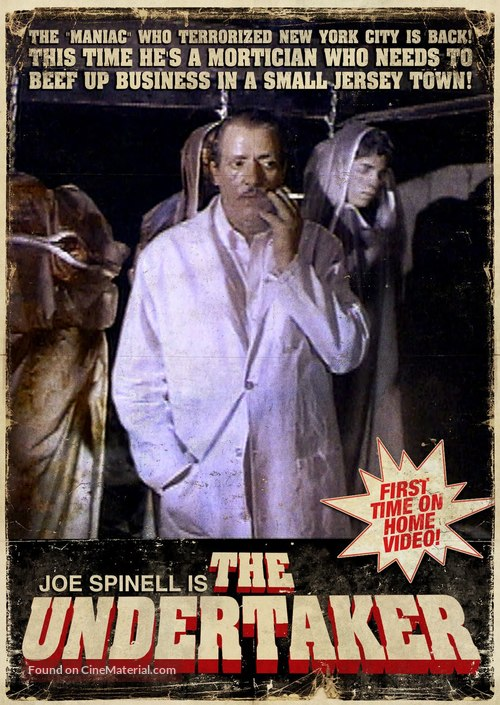The Undertaker - Movie Cover