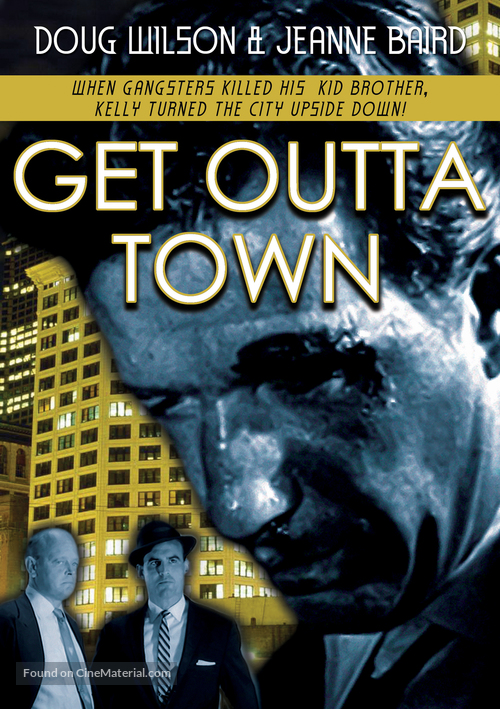 Get Outta Town - DVD cover