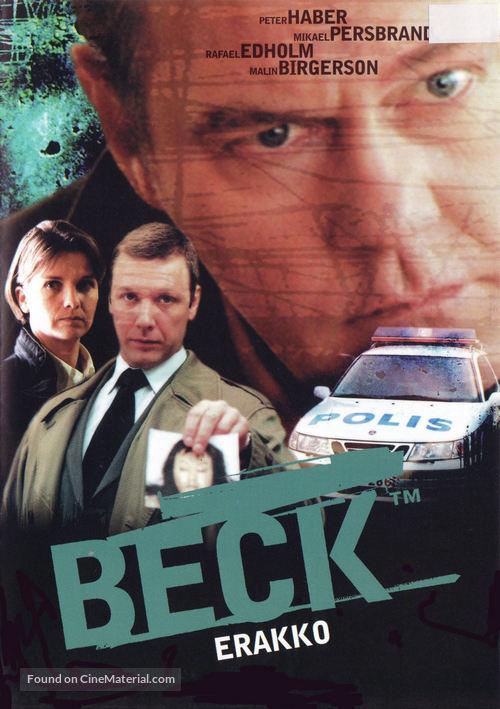 """Beck"" Enslingen - Finnish poster"