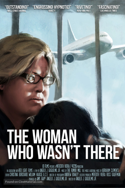 The Woman Who Wasn't There - Movie Poster