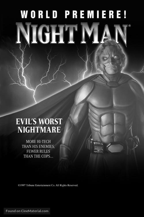 NightMan - Movie Poster