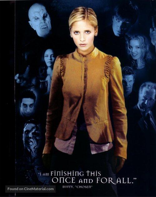 "865c8936259 ""Buffy the Vampire Slayer"" - Movie Poster."