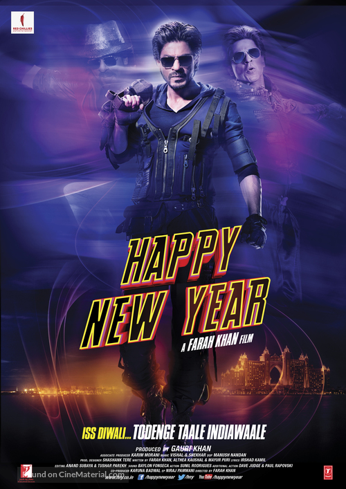 Happy New Year Indian Movie 87