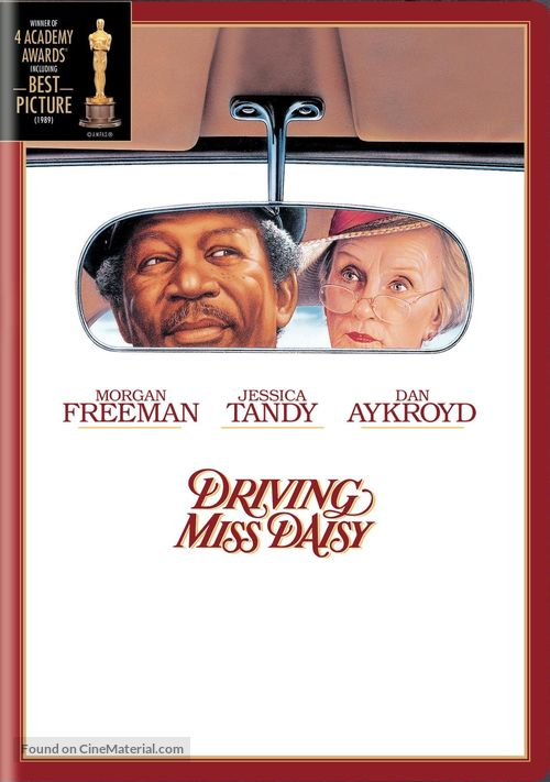 Driving Miss Daisy - DVD cover
