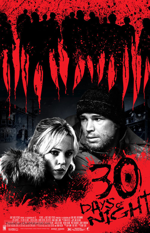 30 Days of Night - Movie Poster