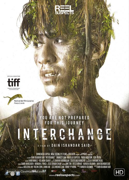 Interchange - Malaysian Movie Poster
