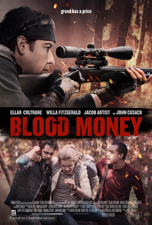 Blood Money - Movie Poster