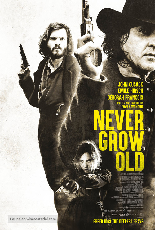 Never Grow Old - Movie Poster