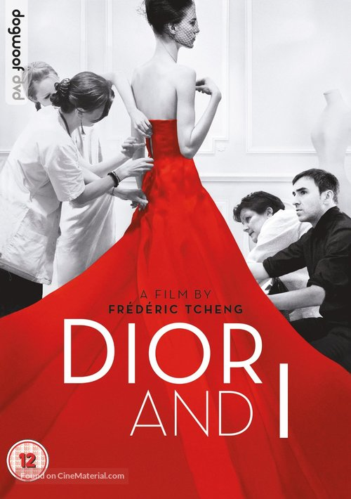 Dior and I - British DVD movie cover