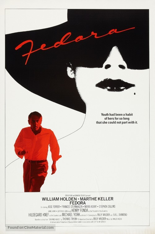 Fedora - Movie Poster