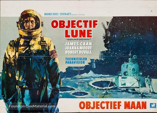 Countdown - Belgian Movie Poster