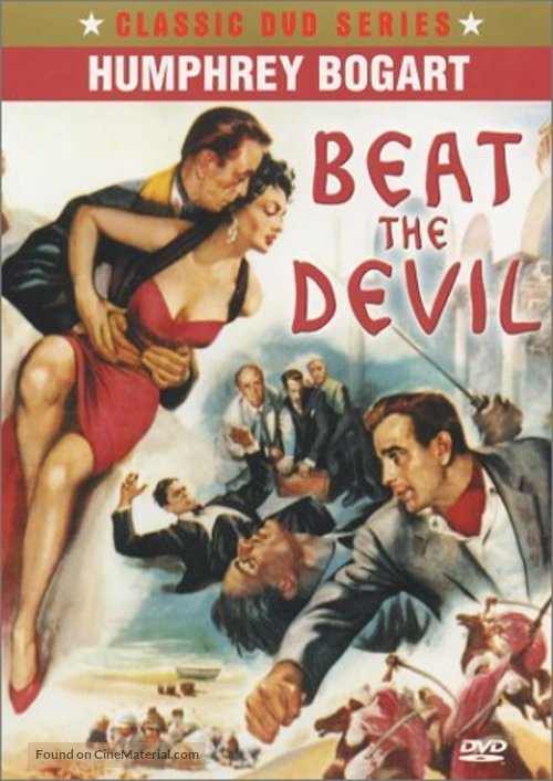 Beat the Devil - DVD movie cover
