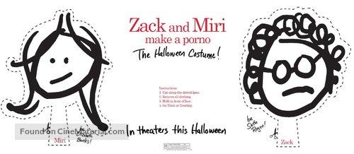 Zack and Miri Make a Porno - Movie Poster
