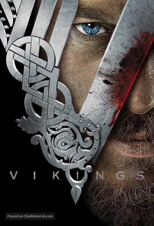 """Vikings"" - Movie Poster"