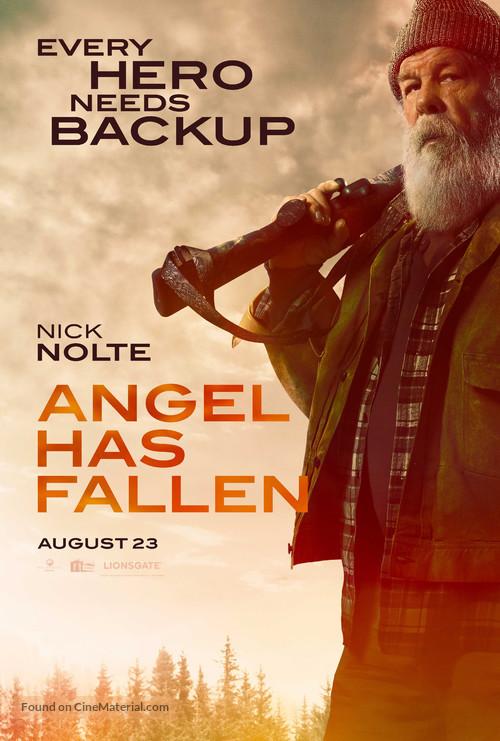 Angel Has Fallen - Movie Poster
