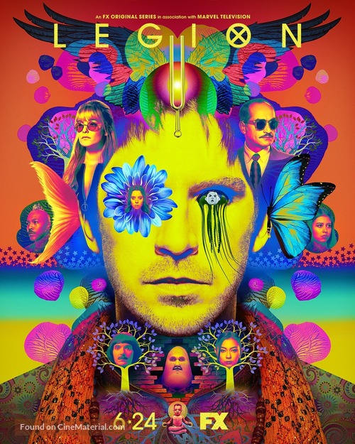 """Legion"" - Movie Poster"
