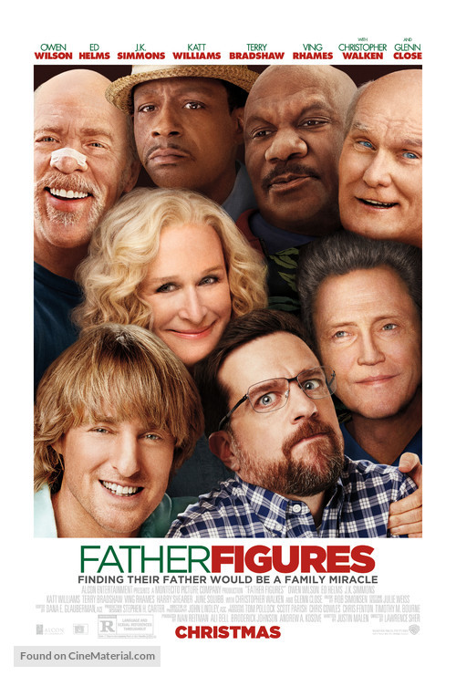 Father Figures - Movie Poster