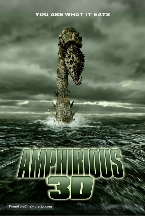 Amphibious 3D - Dutch Movie Poster