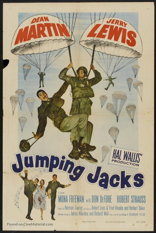 Jumping Jacks - Movie Poster