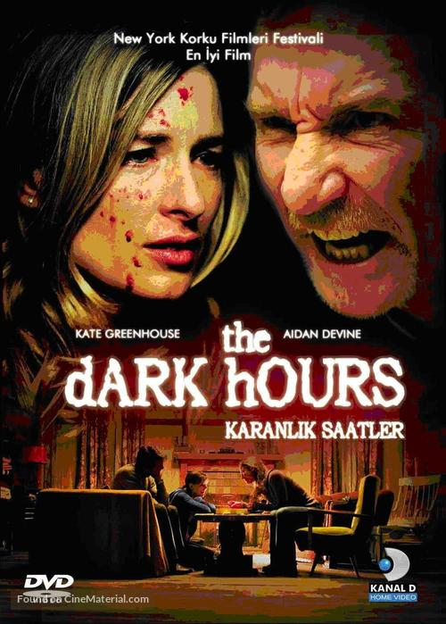 The Dark Hours - Turkish DVD movie cover
