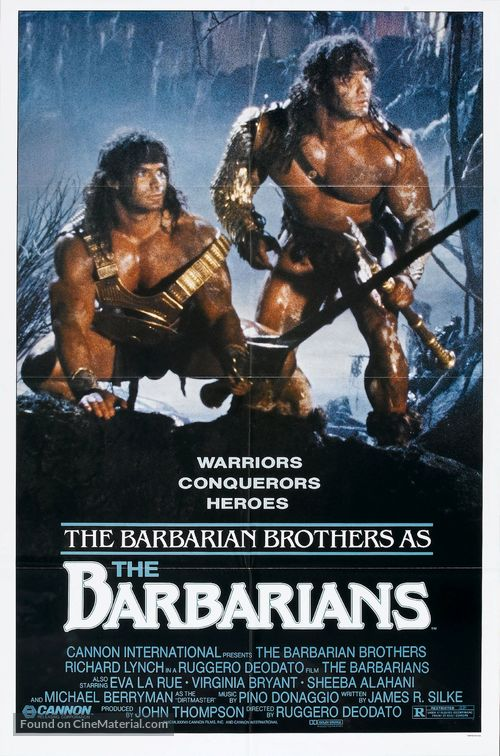 The Barbarians - Movie Poster