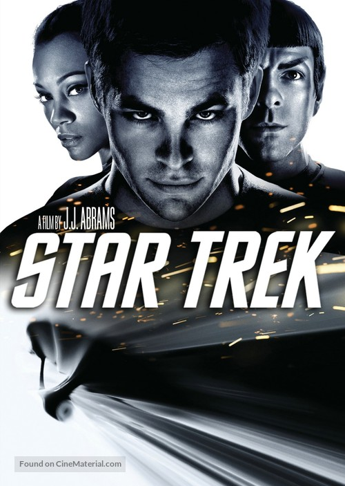 Star Trek - Movie Cover