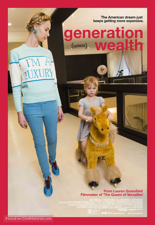 Generation Wealth - Movie Poster