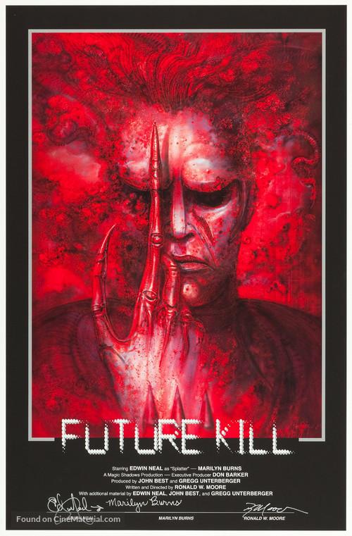 Future-Kill - Movie Poster