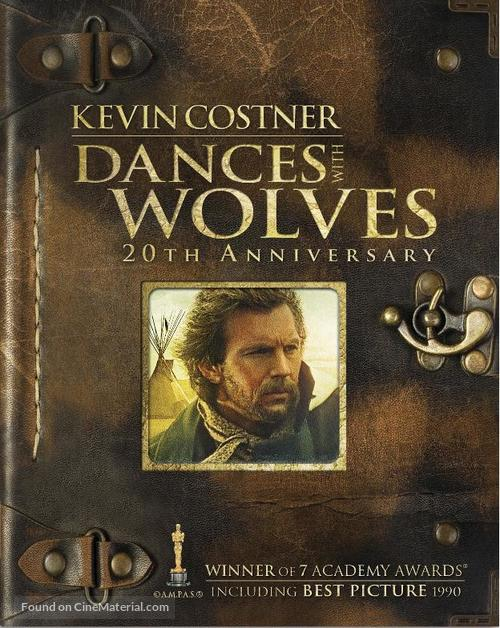 Dances with Wolves - Movie Cover