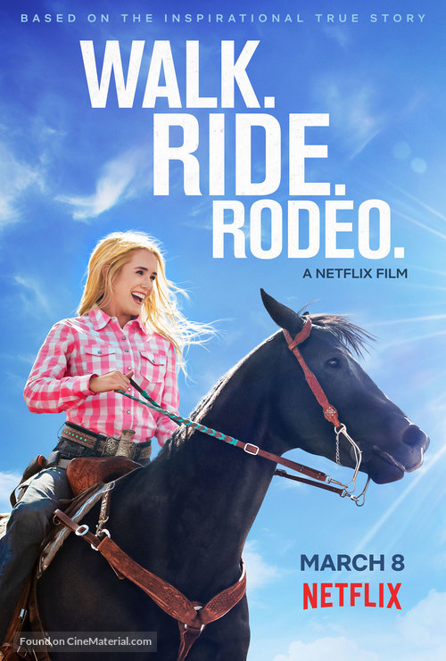 Walk. Ride. Rodeo. - Movie Poster