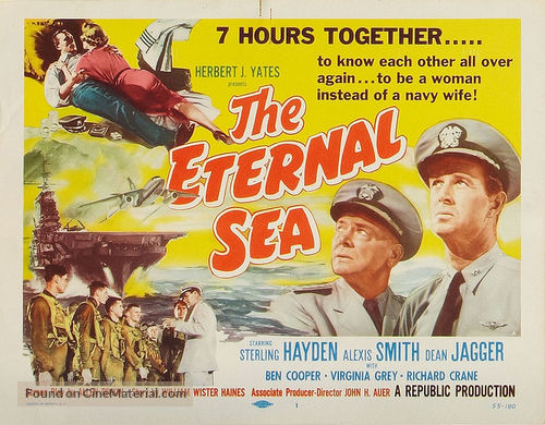 The Eternal Sea - Movie Poster