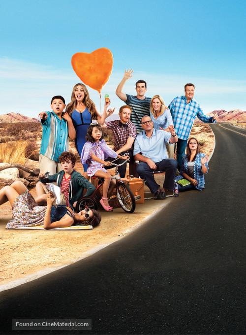 """""""Modern Family"""" - Key art"""