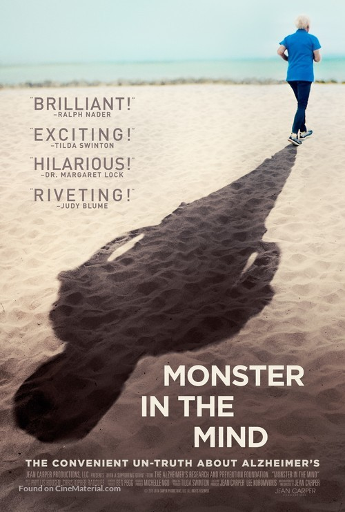 Monster in the Mind - Movie Poster