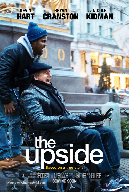 The Upside - Movie Poster
