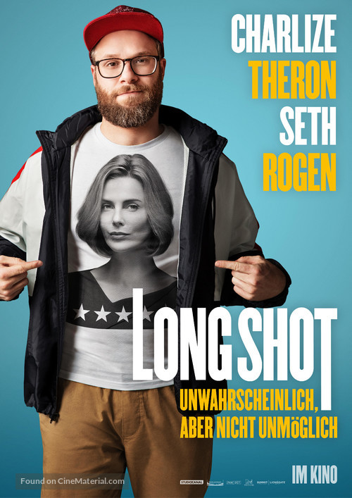 Long Shot - German Movie Poster