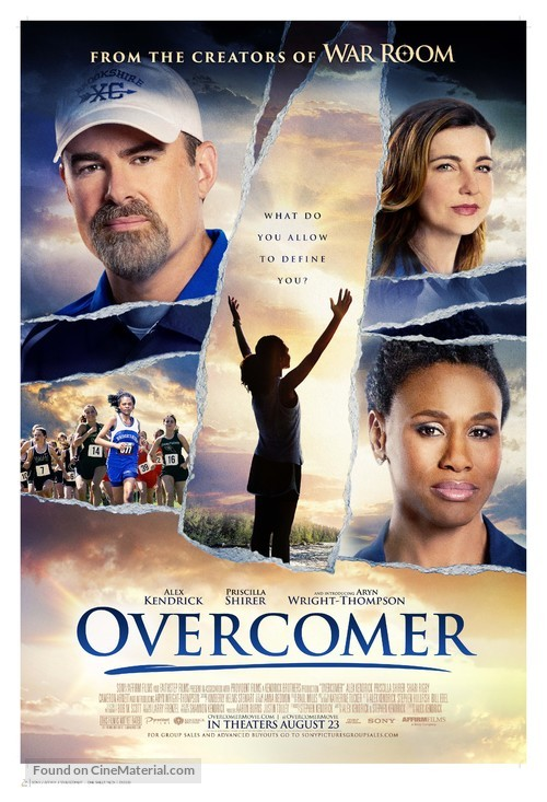 Overcomer - Movie Poster