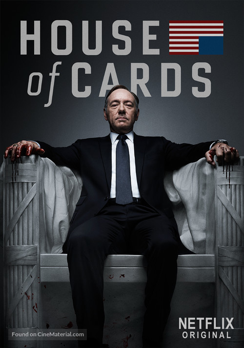 """House of Cards"" - Movie Poster"